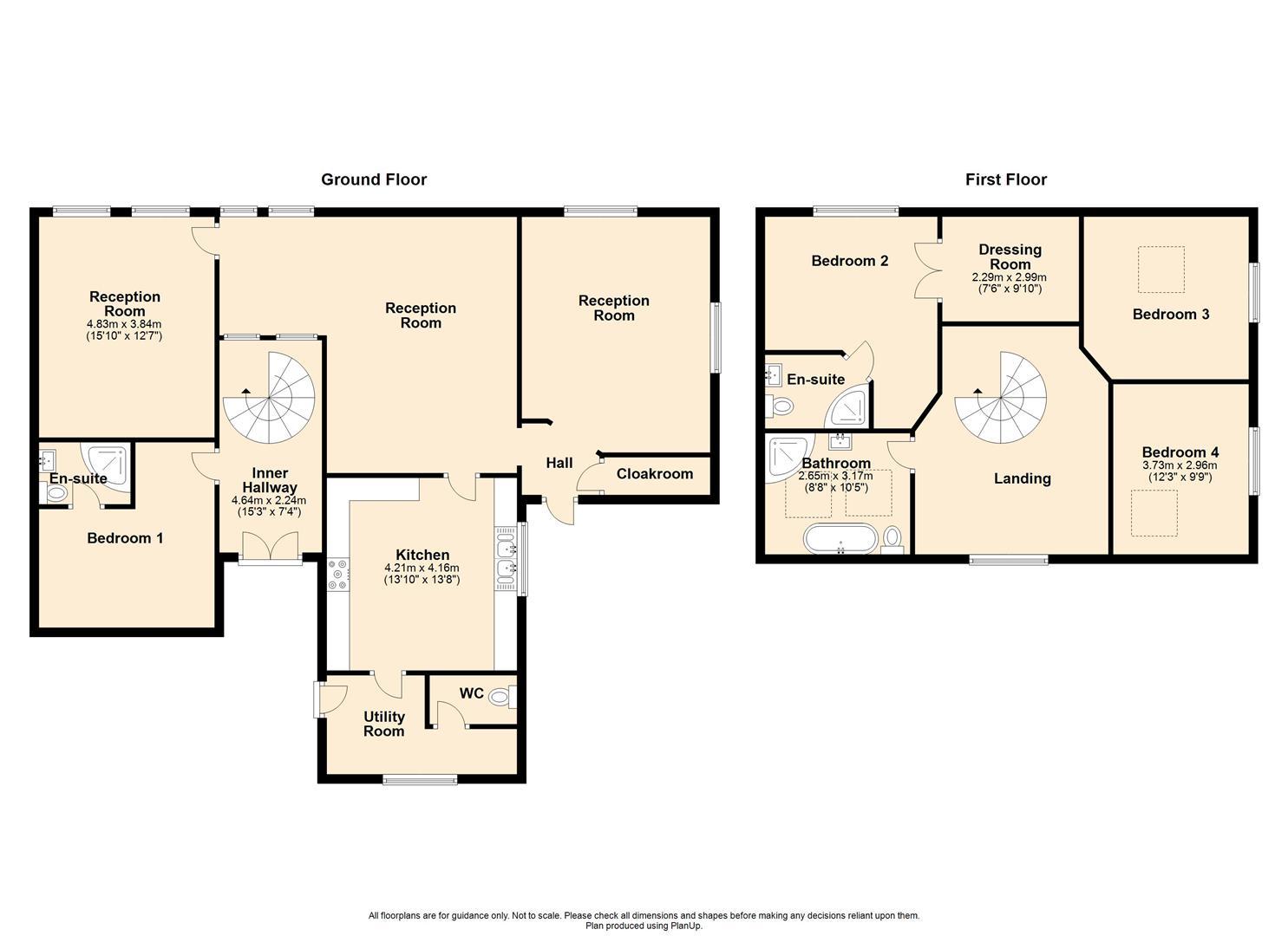 4 Bedroom Semi-detached House For Sale - Clough Head Barn, Bacup.jpg